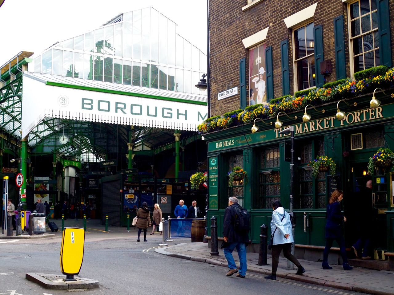Borough Market In London A 1000 Year Old Love Of Food