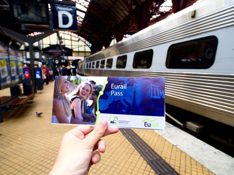How to travel around Europe for a month with a Eurail Pass