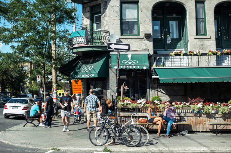 Where to Hang Out In Mile End Montreal