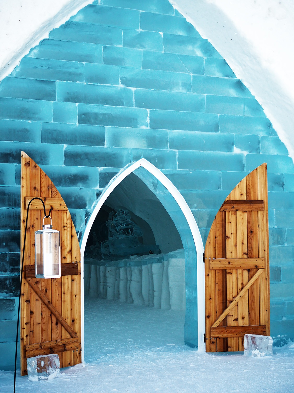Hôtel de Glace in Quebec City - Hôtel de Glace - Things to Do in Quebec City