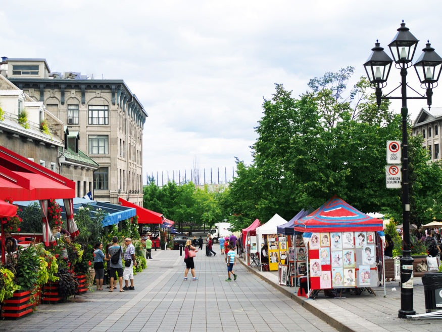 Place Jacques Cartier - Things to do In Old Montreal